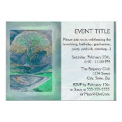 Tree of Life in Pale Green Colors Card (<em>$1.96</em>)