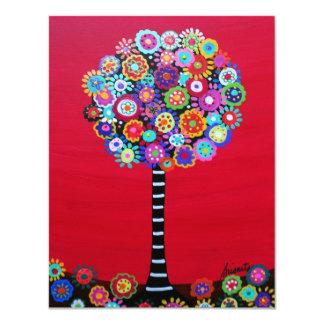 TREE OF LIFE inivitations Card