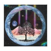 Tree of Life Inner Truth Canvas Print (<em>$307.45</em>)