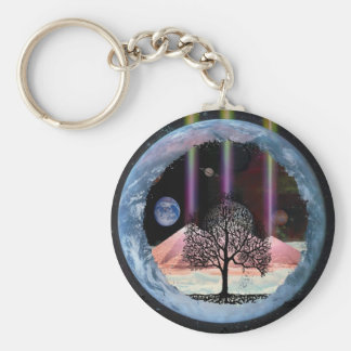 Tree of Life Inner Truth Keychain