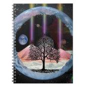 Tree of Life Inner Truth Spiral Notebook (<em>$13.70</em>)