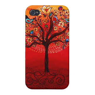 """Tree Of Life"" iphone4 case iPhone 4 Cover"