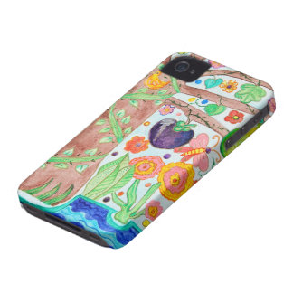 Tree of Life iPhone 4 Barely There Case-Mate iPhone 4 Case