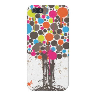 Tree of life iPhone 4 Case - white