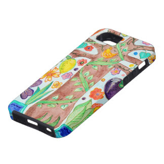 Tree of Life iPhone 5 Tough iPhone SE/5/5s Case