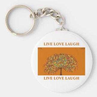 Tree Of Life Keychain