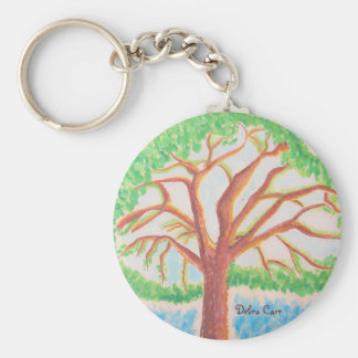 Tree of Life-keychain Keychain