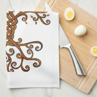 Tree of Life Kitchen Towel Set