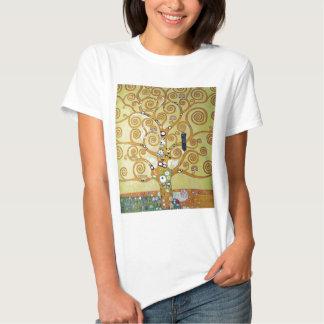 TREE OF LIFE - Klimt T-shirt