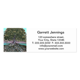 Tree of Life Lakes Edge Business Cards