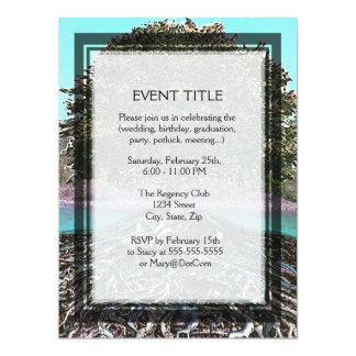Tree of Life Lakes Edge Custom Invitation