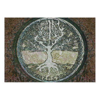 Tree of Life Large Business Card