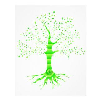 tree of life letterhead