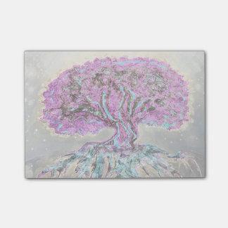 Tree of Life Lightness Post-it® Notes