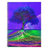 Tree of Life Live Your Dream Spiral Notebook (<em>$13.70</em>)
