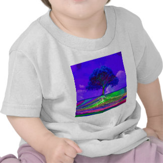 Tree of Life Live Your Dream Tshirts