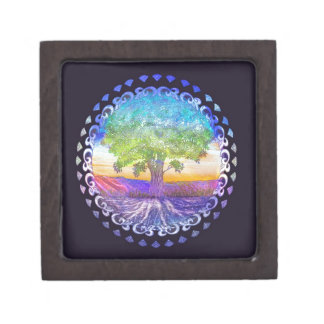 Tree of Life Love, Peace, Balance Gift Box