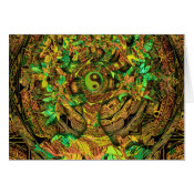 Tree of Life Mandala Dance Card (<em>$3.15</em>)