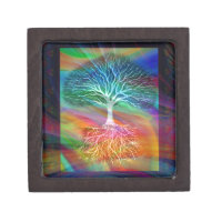Tree of Life Meaning Jewelry Box
