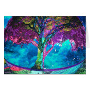 Tree of Life Meditation Card (<em>$3.15</em>)