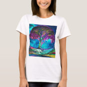 Tree of Life Meditation T-Shirt (<em>$18.95</em>)