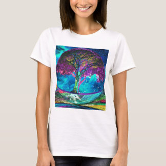 Tree of Life Meditation T-Shirt