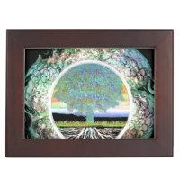 Tree of Life Memory Box
