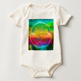 Tree of Life Miracles Baby Bodysuit