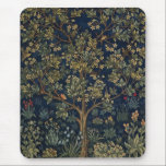 """Tree Of Life Mouse Pad<br><div class=""""desc"""">Tree of Life by William Morris</div>"""