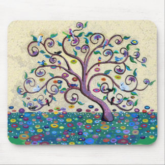 Tree of life mouse pads