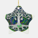 Tree of Life New Beginnings by Amelia Carrie Ceramic Ornament (<em>$16.85</em>)