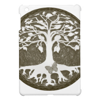 Tree of Life New Beginnings by Amelia Carrie iPad Mini Cover