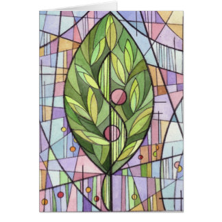 """""""Tree of Life"""" Notecard by Ascalon Studios Card"""