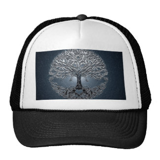 Tree of Life Nova Blue Trucker Hat