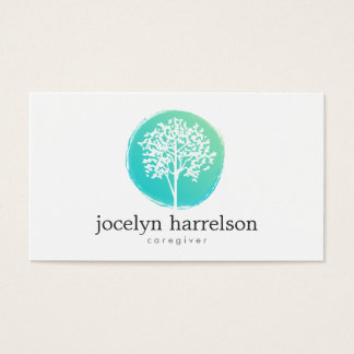 Tree of Life Nurse, Caregiver Business Card