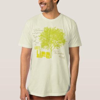 Tree of Life Organic Christian Scripture t-shirt