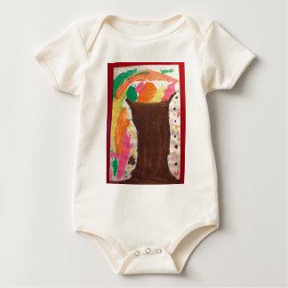 Tree of Life Overflows Baby Bodysuit