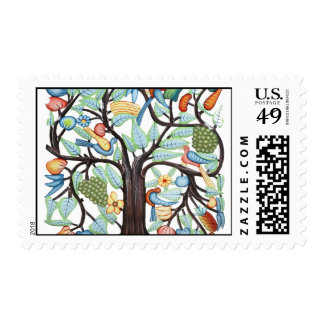 TREE of LIFE - Pastel Stamps