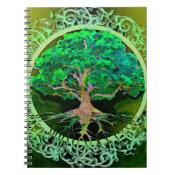 Tree of Life Patience Notebook (<em>$13.70</em>)