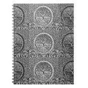 &quot;Tree of Life&quot; Pattern 7 by Amelia Carrie Notebook (<em>$13.70</em>)