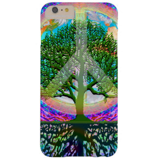 Tree of Life Peace Barely There iPhone 6 Plus Case