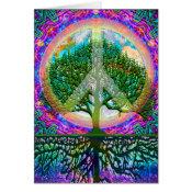 Tree of Life Peace Card (<em>$3.15</em>)