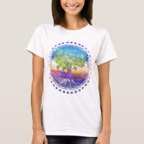 Tree of Life Peace, Love & Balance T-Shirt