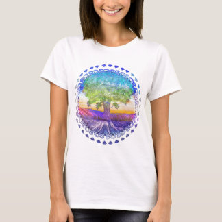 Tree of Life Peace, Love & Balance T-Shirt