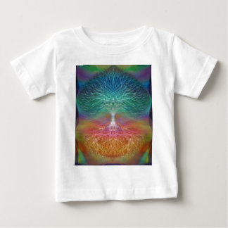 Tree of Life Peace of Mind Baby T-Shirt