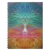 Tree of Life Peace of Mind Notebook (<em>$13.70</em>)