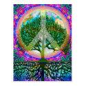 Tree of Life Peace Postcard (<em>$1.00</em>)