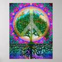 Tree of Life Peace Poster (<em>$27.10</em>)