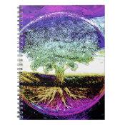 Tree of Life Peaceful Living Notebook (<em>$13.70</em>)