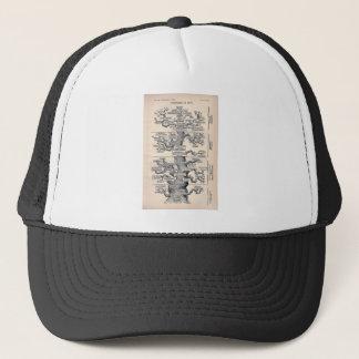 Tree Of Life / Pedigree Of Man Trucker Hat